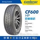 Pneu neuf d'ACP du pneu 185/60r15 195/65r15 de véhicule de modèle Shaped spécial de cannelure