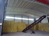 Sulfato férrico polimérico usado para el tratamiento de aguas