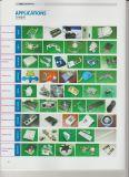 Machine automatique de vis de blocage pour la plaque de carte