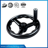 Volano esterno del pezzo fuso del ferro/metallo del magnete di Qt450-10 Cina per la strumentazione di forma fisica