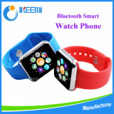 Smart Watch Mobile Phone avec caméra Bluetooth carte SIM slot pour Apple Samsung Sony