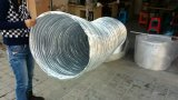Air Duct Silicone Pipe, Fexible Silicone Pipe, Silicone Flue Pipe, Silicone Wind Pipe for High Heat Air