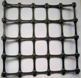 Refuerzo biaxial plástico geomalla / uniaxial PP geomalla