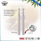 Bud-D1 310mAh 0.5ml Cartouche en verre céramique Atomizer Cbd Oil Vape