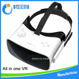 Allen in Één Vr, de Virtuele 3D Glazen van Google van de Werkelijkheid, Doos Vr