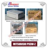 La impresora térmica de médicos Ecógrafo, Mitsubishi P93W-Z, P93, el vídeo de la impresora para máquina de ultrasonido, escáner de ultrasonidos