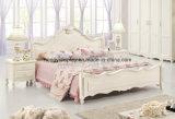 Европейский дизайн старинной спальне двуспальная кровать размера кинг за круглым столом кровать