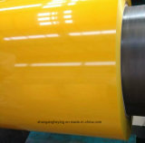 색깔에 의하여 입히는 직류 전기를 통한 강철을%s 가진 루핑 장 Gi/Gl