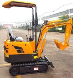 China-Miniexkavator Xn08 Xn16 für Bauernhof mit Cer