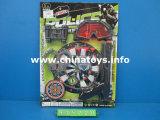 Дешевые установленные полиции игрушки детей игрушек цены (920615)