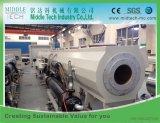 Linha plástica plástica da tubulação da extrusora PVC/UPVC