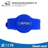 Bon prix 125kHz Em4100 T5577 de la Chine pour le bracelet de silicones de contrôle d'accès