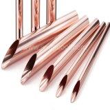 La norma ASTM B280 R410A Tubo de cobre de refrigeración