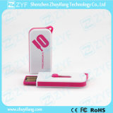 Mini deslizamiento de plástico USB Pendrive (ZYF1272)