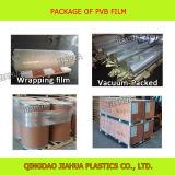 Dick 0.38mm freie Polyvinylblätter des butyral-PVB für flaches lamelliertes Sicherheitsglas