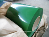 Diverses couleurs de l'acier galvanisé enduit d'une première couche de peinture Coil/PPGI