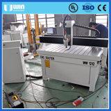 Fresatrice del metallo del compensato del PWB di basso costo di perforazione di legno di CNC