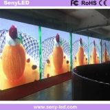 P2.976mm 광고하는 영상을%s 실내 호리호리한 높은 정의 풀 컬러 임대 발광 다이오드 표시 (세륨 RoHS FCC)