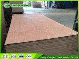 Contreplaqué filmé, contreplaqué commercial du bois de Chengxin