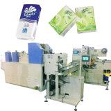 기계를 만드는 장비 손수건을 변환하는 손타월