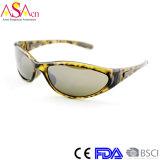 Melhor Designer Men Polarized Sport Sun Eyewear Glasses (91044)