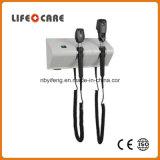 Oftalmoscopio diagnostico medico e Retinoscope dell'unità di parete