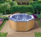 LED lussuoso Outdoor SPA Hot Tub per 7 Persons (Ceres)