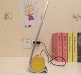 Luz amarela de Lamp_Q da tabela do ABS OLED