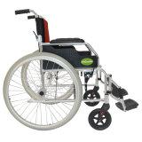 Cadeira de rodas Handicapped de pouco peso da liga de alumínio