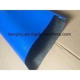 L'agriculture repose à plat en PVC flexible d'eau bleue