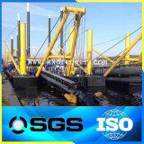 Draga de sucção hidráulica do cortador de 240 Cbm / H para venda da China