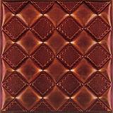 3D PUの現代室内装飾のための革壁パネル1010-19年