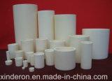 Crisoles de cerámica con tolerancia da alta temperatura