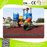 La seguridad de los niños juegos de goma Suelos de Mat, Kinder de goma del piso / exterior Mats Zona de juegos