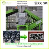 per plastica residua e gomma che riciclano macchinario utilizzato da vendere