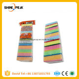 Éponge de nettoyage de tampons à récurer pour usage de la cuisine