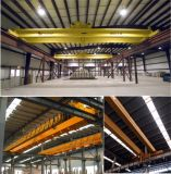 Konecrane 질에 의하여 진행되는 디자인 두 배 광속 천장 기중기