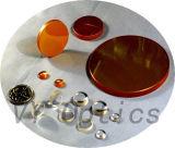 Ventana óptica del diámetro 5m m del vidrio cristalino de Znse de China