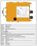 La venta superior 14 Botones con doble velocidad Industrial radio control remoto F24-14D 110V / 220V / 380V / 440V