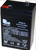 Alarma de Emergencia de 6V de alimentación batería VRLA selladas recargables