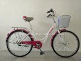 Sh-C002 24 pouces Lady ville populaire pour la vente de vélo
