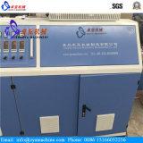 Extrudeuse à vis jumelée conique Sjsz80 / 156 pour machine à carton PVC / PVC Ligne de production de profil WPC