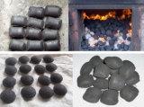 De beste Molen van de Machine van de Briket van het Zwartsel van het Poeder van de Steenkool van de Vorm van de Bal van de Kwaliteit Ovale