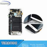 Samsung Note3の小型N7505タッチ画面のための電話LCD表示のタッチ画面