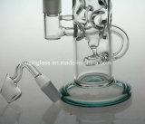 """10"""" Percoladores pipa de fumar pulgadas de cristal con los 14,4 mm Conjunto Glass Bowl"""