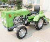 Ucrania Venta caliente de 12 CV las cuatro ruedas pequeño tractor/Minitractor/ Motoblok Precio
