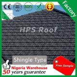 Feuille enduite de toit en métal de toiture de construction de pierre colorée de matériau avec la vente chaude des prix en Afrique