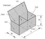 Casella di Gabion di qualità di iso/casella calda di Gabion Baskets/Highquality Gabion di vendita