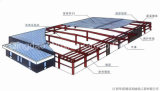 Struttura d'acciaio della costruzione prefabbricata per le costruzioni d'acciaio