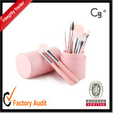 8PCS Private Label Plastic Handle synthétique Hair Cosmetic Makeup Brush